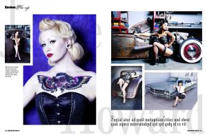 KUSTOM Magazine in France